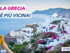 La Grecia è più vicina