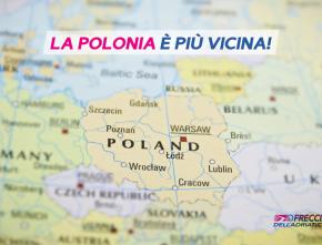 Nasce il nuovo servizio per la Polonia